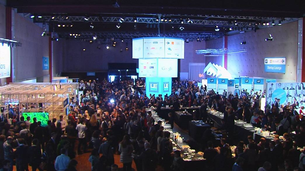 LeWeb 2014: Wearables und Fitnesstracker