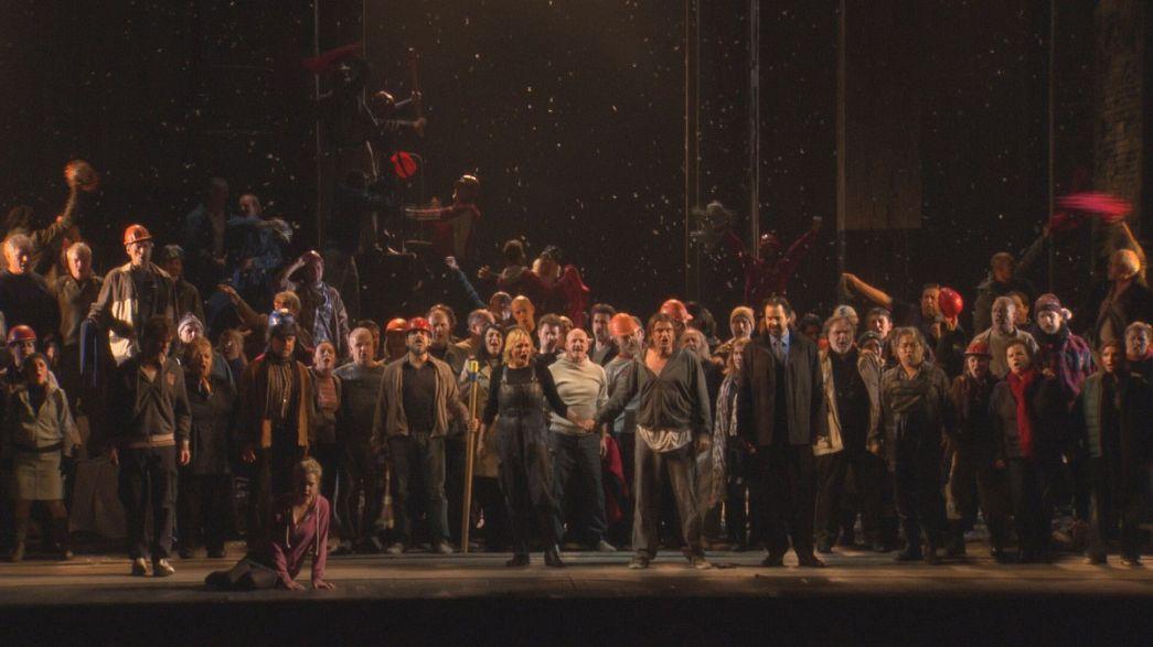 Beethovens einzige Oper eröffnet La Scala-Spielzeit
