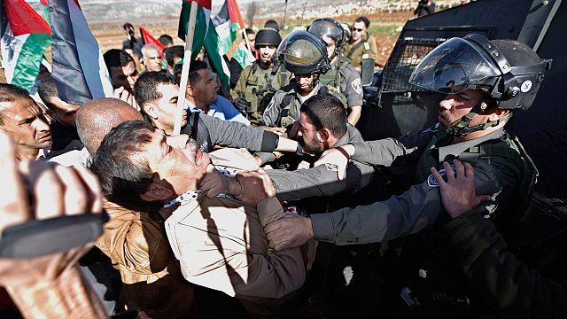 Под Рамаллахом погиб палестинский министр Зияд Абу Эйн