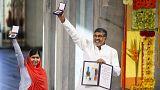 В Осло вручена Нобелевская премия мира