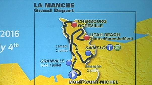 Tour de France: Mont Saint-Michel to host 2016 Grand Depart