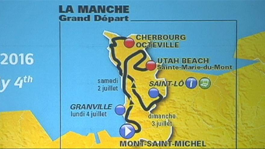 Tour de France: Mont Saint-Michel to host 2016 Grand Depart