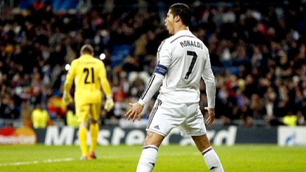 Calcio: Real Madrid da record, flop Liverpool fuori dalla Champions