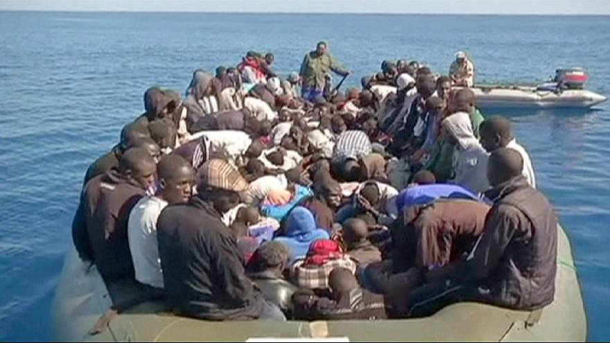Mediterranean deadlier than ever as migration surges in 2014