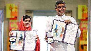 Σε Μαλάλα και Σατιάρτι το Νόμπελ Ειρήνης