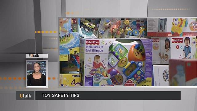 Choose carefully - the safety and quality of toys and games