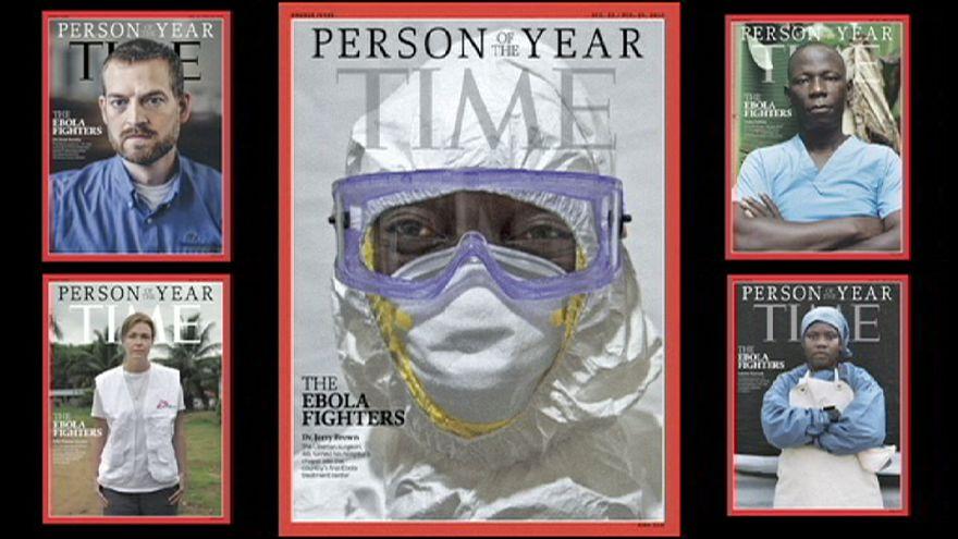 """Time-Magazin kürt alle Ebola-Helfer zur """"Person des Jahres"""""""