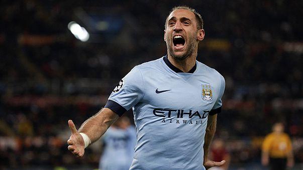 BL - A Man City bevette Romát
