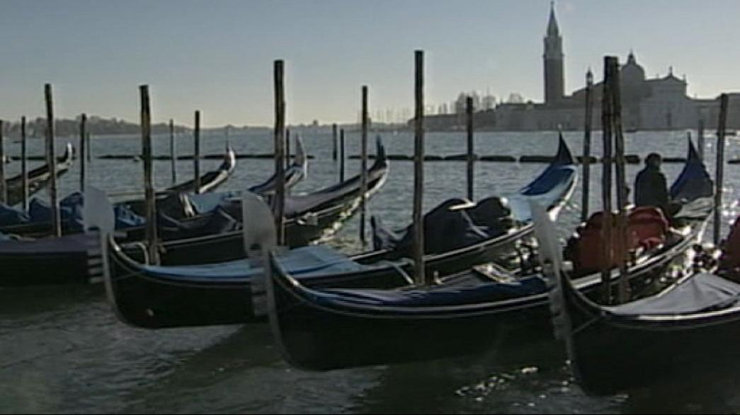 Venedig erlässt neue Sicherheitsregeln für Gondoliere