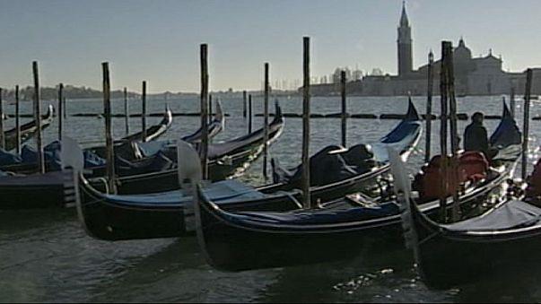 Les gondoliers de Venise soumis à l'obligation de mettre des plaques