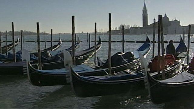 Венеция: передвижение по городу станет безопасным