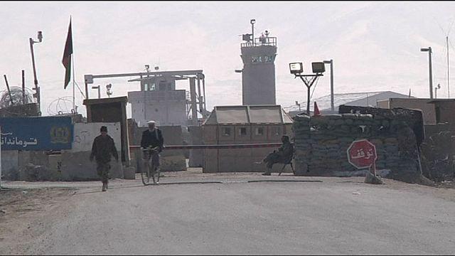 الولايات المتحدة تغلق سجن باغرام في أفغانستان