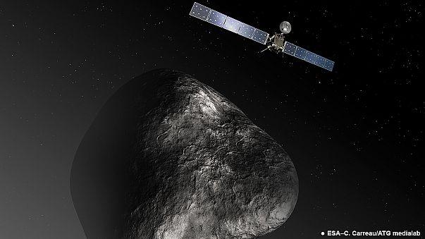 Rosetta remet en question l'origine de l'eau sur Terre