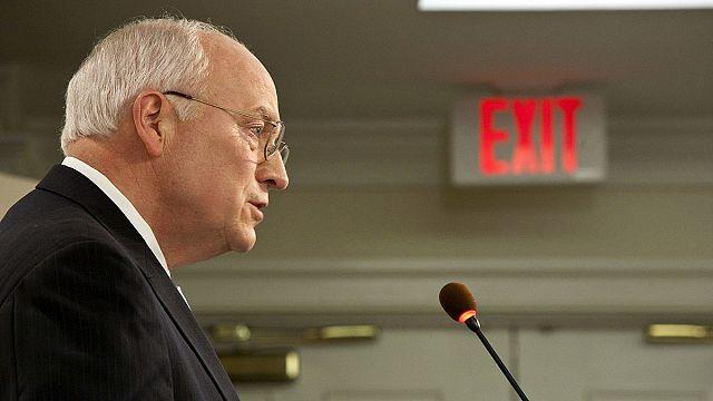 """Le rapport américain sur la torture est """"plein de conneries"""" pour Dick Cheney"""
