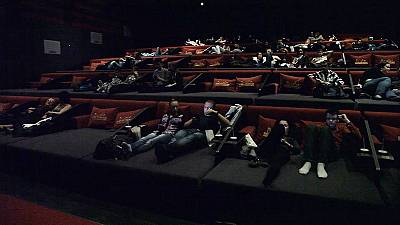 Watch out for the bed bugs at new Budapest cinema