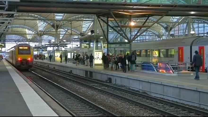 Belgium: Train strike gives passengers a taste of things to come