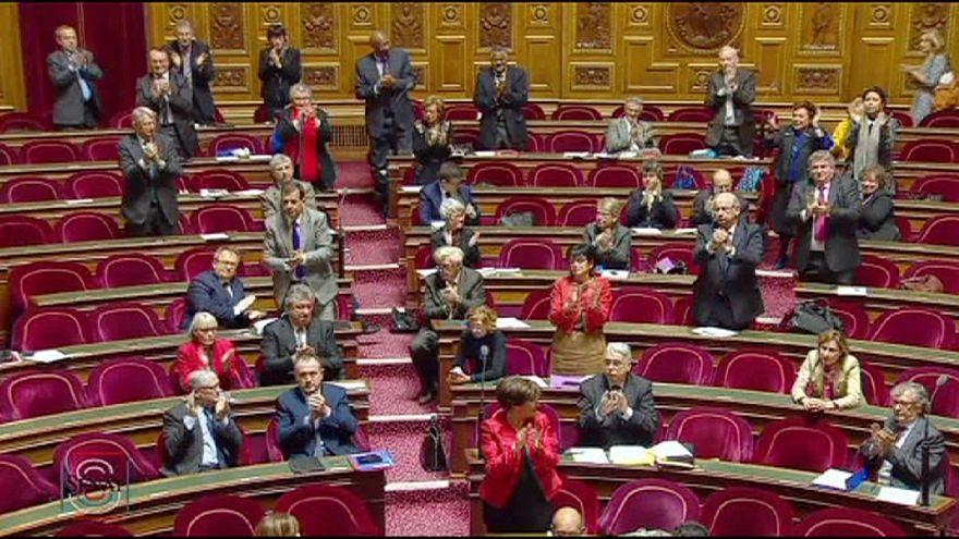 Франция: сенат призывает признать Палестину
