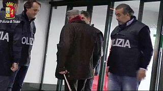 Razzia gegen amerikanisch-italienische Mafia