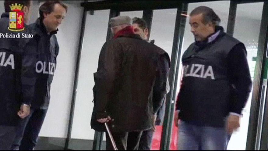 Аресты в Италии и США