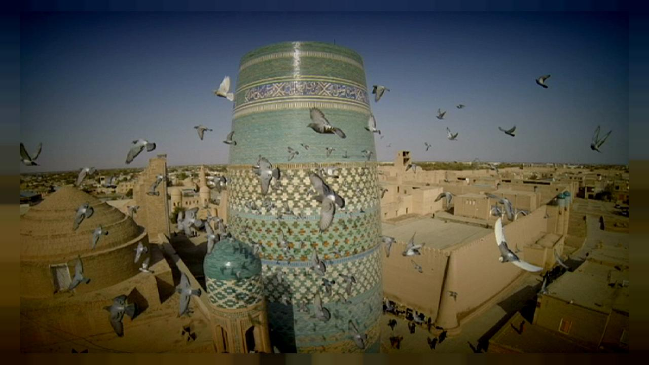 Khiva: A Porta do Deserto