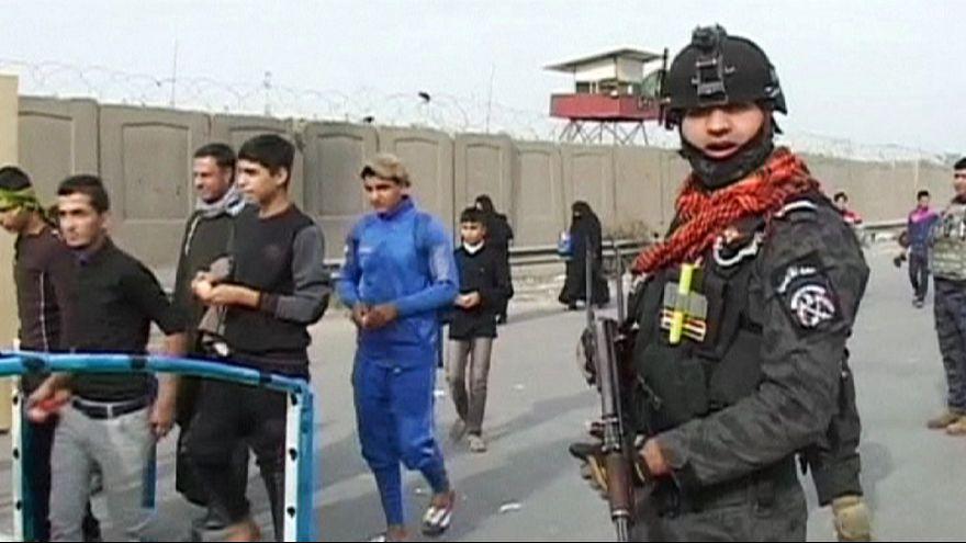 Shi'ite pilgrims flock to Kerbala despite security threat