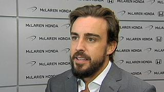 Fernando Alonso revient chez McLaren
