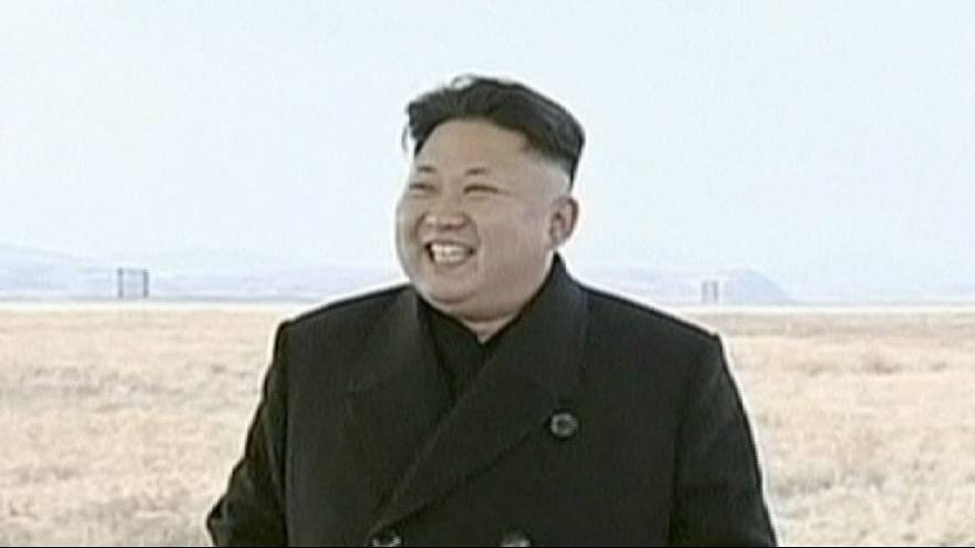 Kim Jong-un observes fighter jet drills in new footage