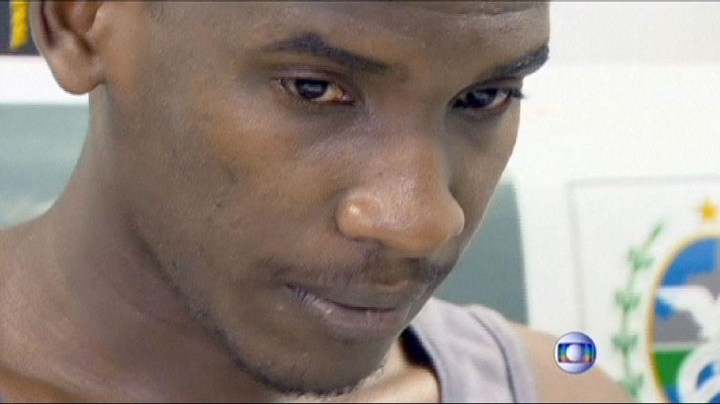 Un detenido confiesa a la policía brasileña 41 asesinatos