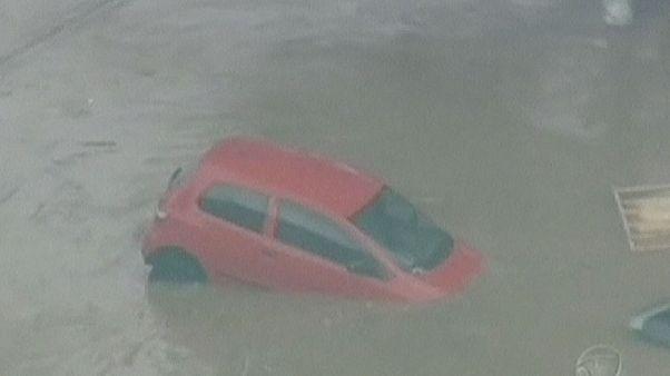Sao Paulo vuelve a sufrir inundaciones tras la sequía
