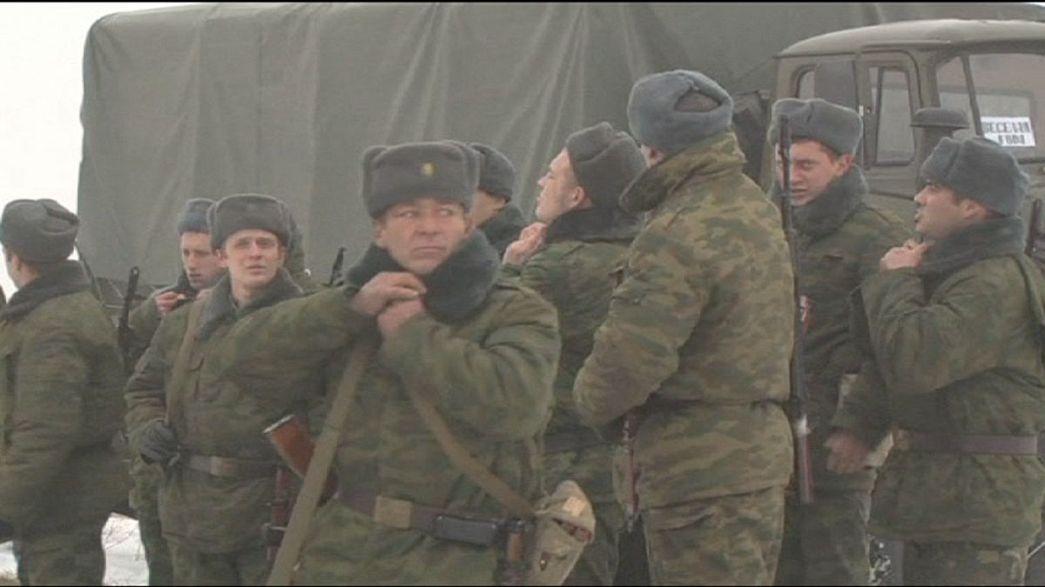Waffenruhe im Osten der Ukraine scheint zu halten