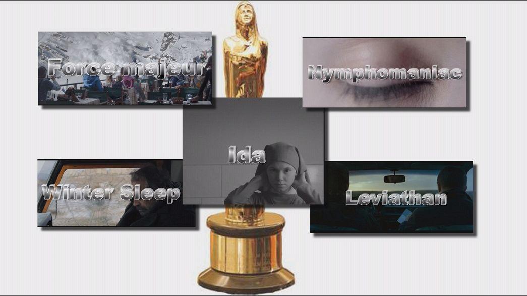 European Film Award contenders echo Oscar Foreign Film nominations