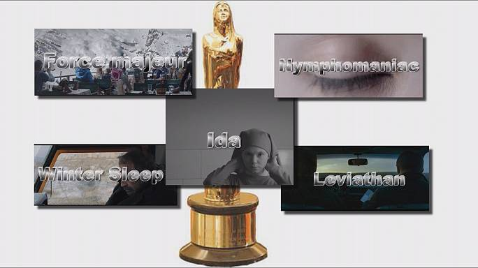 European Film Awards : gros plan sur les favoris
