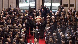 В Бельгии простились с королевой Фабиолой