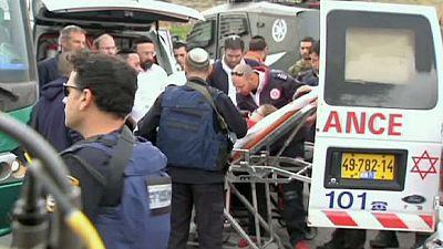 Palestinian acid attack injures Jewish children near Jerusalem