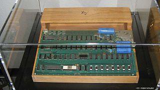 365 000 dollars pour un Apple-1 vendu aux enchères
