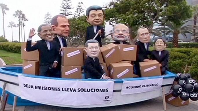 Переговоры по климату в Перу затягиваются: диалог идет тяжело