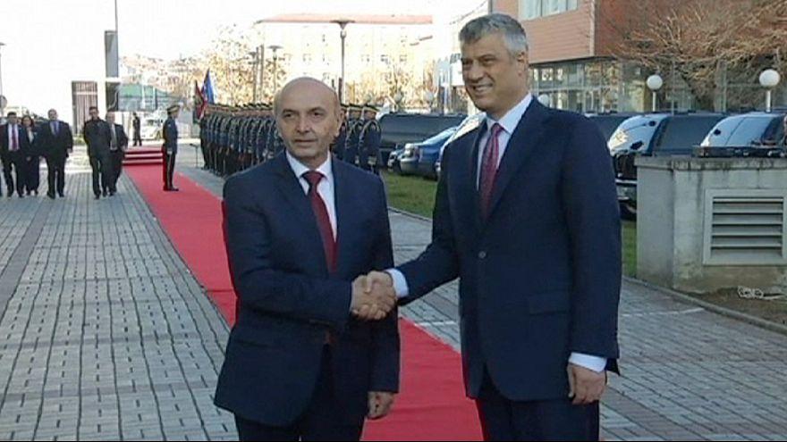 Isa Mustafá, nuevo primer ministro de Kosovo