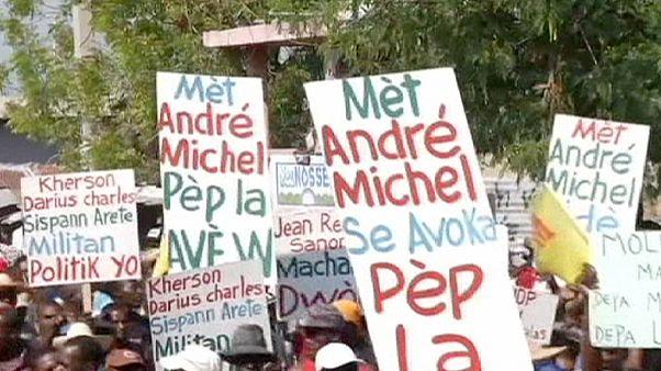 La dimisión del primer ministro de Haití no frena las manifestaciones