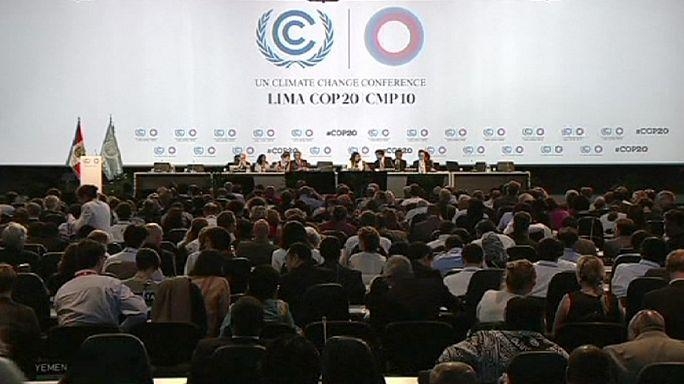 تمديد قمة الامم المتحدة حول المناخ للتوصل الى نص يكون اطاراً للتعهدات