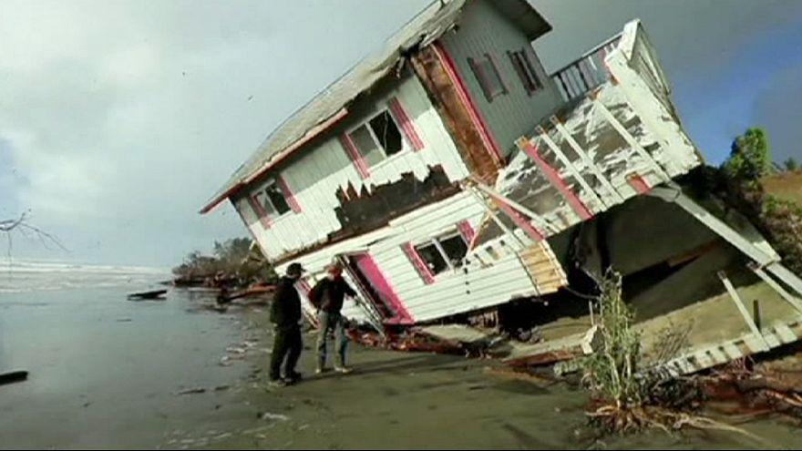 EEUU: el temporal en el Pacífico golpea Los Ángeles y se cobra dos vidas en Oregón