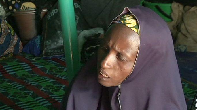 Boko Haram'dan kaçan Nijeryalı mülteciler yaşam mücadelesi veriyor