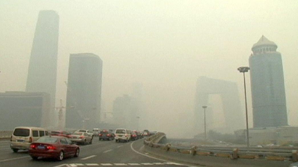 China se opone a la propuesta de Occidente en la Cumbre del Cambio Climático