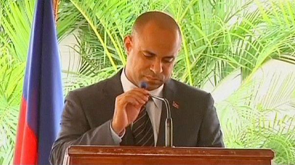 Lemondott Haiti kormányfője