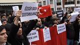 Raids across Turkey target media outlets linked to Erdogan foe Fethullah Gulen