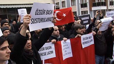 Otro golpe contra la prensa en Turquía
