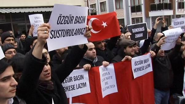 Raids across Turkey target media outlets linked to Erdogan foe Fethullah Gulen