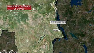 Λ.Δ. Κονγκό: Πολύνεκρο ναυάγιο στη λίμνη Τανγκανίκα