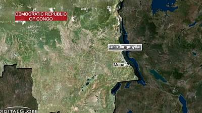 RDC : naufrage sur le lac Tanganyika, au moins 129 morts