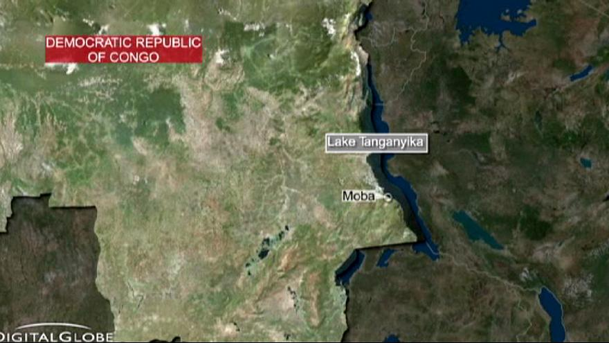 Ship capsizes in Lake Tanganyika killing over 100