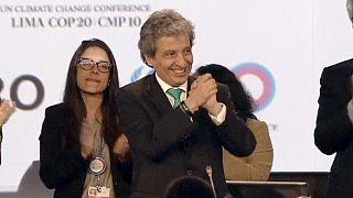 Große Enttäuschung nach Einigung bei UN-Klimakonferenz in Peru